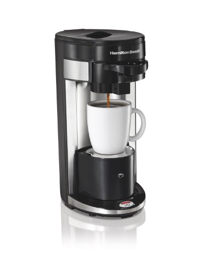 Hamilton Beach Single-Serve Coffee Maker, FlexBrew (49999A) (Single Travel Coffee Maker compare prices)