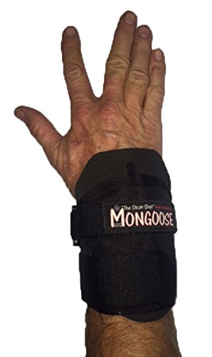 Mongoose ''Clean Shot Bowling Wrist Support, Small, Black