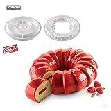 Silikomart Professional ''Kit Redtail'' Silicone Mold Set
