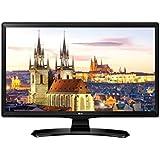 "LG 24MT49DF-PZ TV Monitor de 24"" HD IPS, 1366 x 768, HDMI1.3, Modo Juego, Modo Cine, Modo Confort Visual"