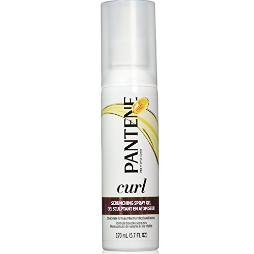 Pantene Pro-V Curly Hair Curl Enhancing Spray Gel, 5.7 oz
