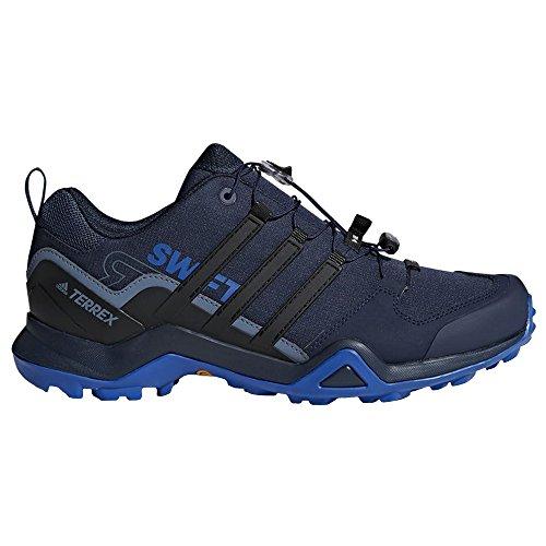 Footwear Cola (adidas outdoor Mens Terrex Swift R2 Shoe (10 - Col. Navy/Black/Blue Beauty))