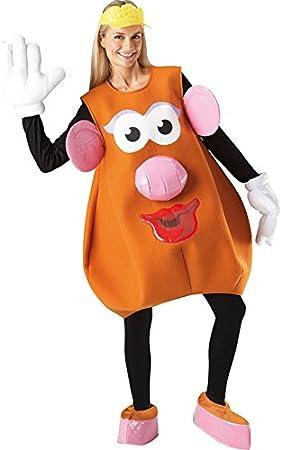 MRS Potato costume for woman (disfraz): Amazon.es: Juguetes y juegos