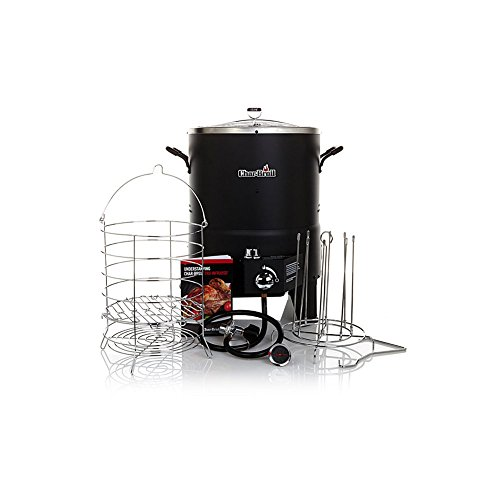 Char-Broil The Big Easy TRU-Infrared Oil-Less Turkey Fryer Review