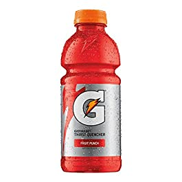 Gatorade Original Thirst Quencher Variety Pack, 20 Ounce Bottles (Pack of 12)