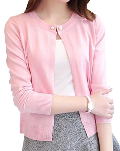 NianEr Womens Knitted Cardigan Cardigans