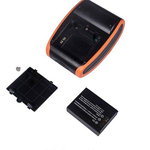 Studyset Portable Mini Printer Wireless Bluetooth Rapid Direct Thermal Label Small Ticket Printer by Studyset (Image #3)