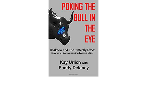 Poking the Bull in the Eye: Kay Urlich, Paddy Delaney: 9780473293888: Amazon.com: Books
