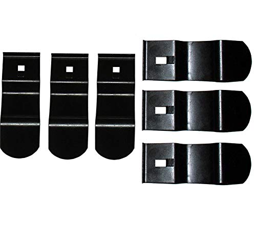 Hugger Performance 1969 Camaro Dash Pad Clip to Dash Board Retainer Set 6 pcs