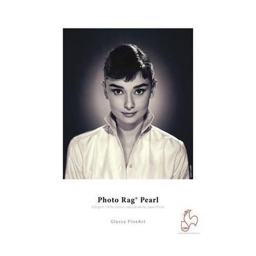 Hahnemuhle 12 x 12 In. Photo Rag Pearl Refill Paper for Album Covers (20 (Hahnemuhle Photo Rag Pearl)