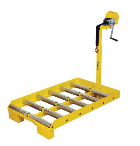 Wesco 274260 Battery Transfer Cart, 4000-lb. Capacity, 27-1/4