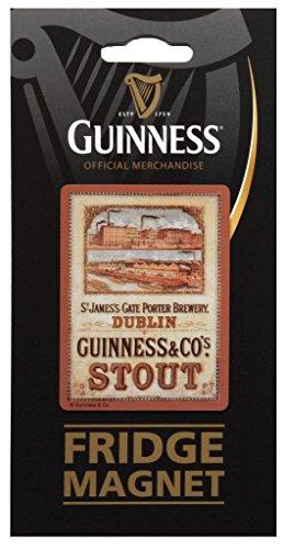 Guinness St. James Gate Fridge - Gate James St Guinness