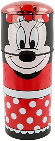 Stor Botella Character 350 ML | Minnie Mouse - Disney -