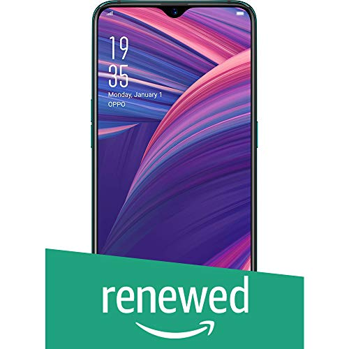 (Renewed) OPPO R17 Pro (Emerald Green, 8GB RAM, 128GB Storage)