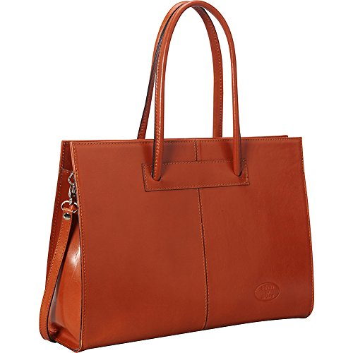 sharo-leather-bags-womens-genuine-leather-laptop-tote-apricot