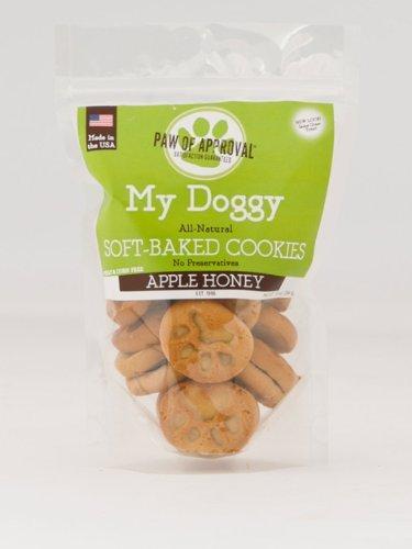 My Doggy Soft-Baked Cookies Dog Treats - 10 Ounces (Apple Honey)