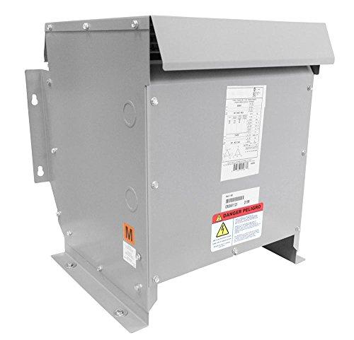 30 kVA Transformer - 480V 3 Phase - 480V Delta Primary - 380/220V Wye-N Secondary - NEMA 3R 3 Phase Delta Transformer