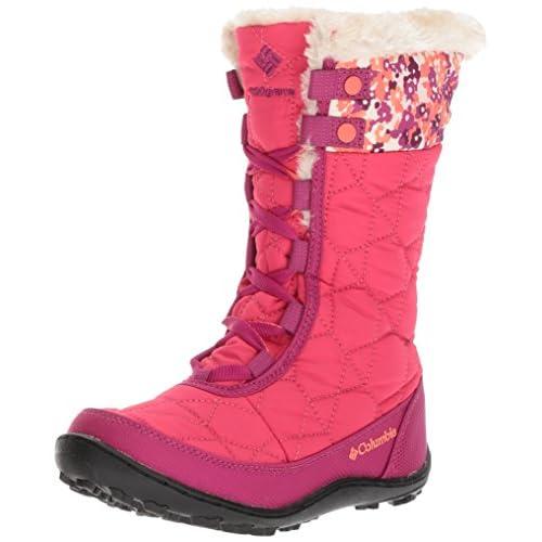 Columbia Kids' Youth Minx Mid Ii Waterproof Omni-Heat Snow Boot