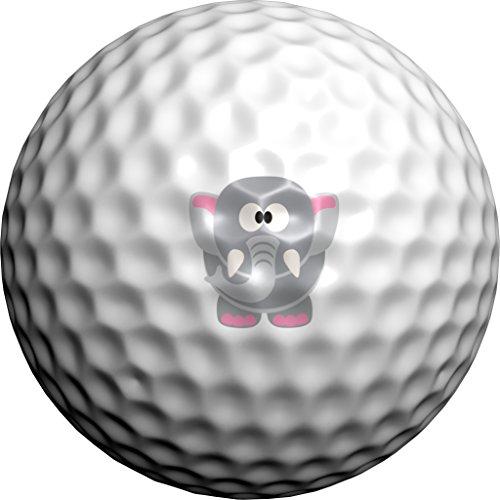 Golfdotz Ellie The Elephant (Elephant Golf)