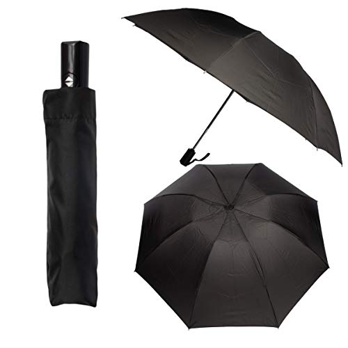 Pocket Flip (3 Pack) Compact Travel Umbrella Windproof Auto Open Close Inverted Mini Umbrella Small Reverse