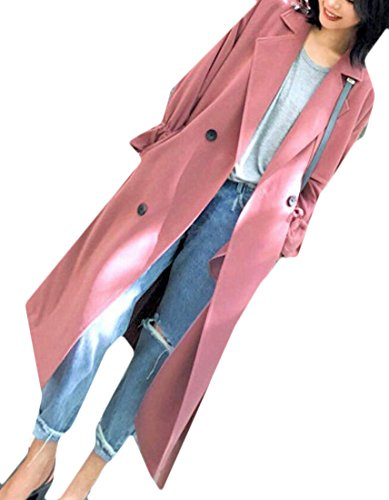 Trench Women's amp;S Winter Outwear Coat Lapel amp;W Collar Parka M 2 SEqYx1Bwq
