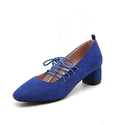 Bleu Compensées BalaMasa Bleu Femme Sandales 5 APL10741 36 468wqZxT8