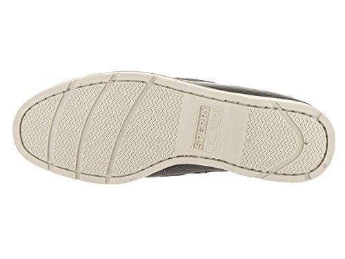 Sperry Top-Sider hombre Leeward X-Lace Boat Shoe gris