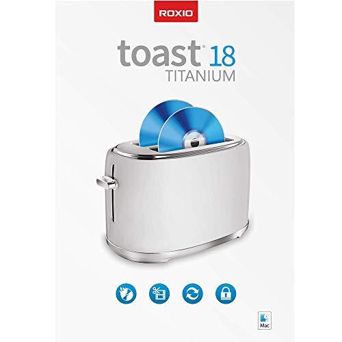 Roxio Toast 18 Titanium - DVD Burner & Digital Media Suite [Mac Download]