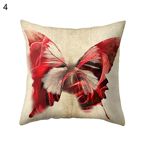 wsloftyGYd-Colorful Butterfly Flower Print Pillow Case Sofabed Cushion