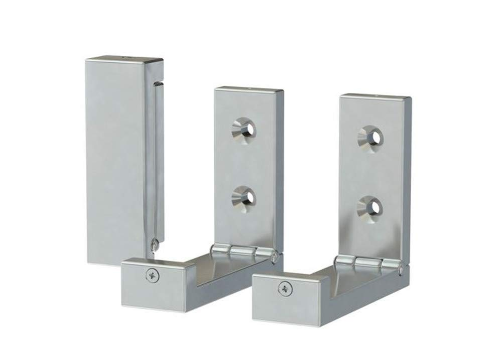 Folding hook BJÄRNUM Aluminium