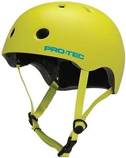 Pro Tec Street Lite Casque Unisexe Adulte M Jaune (Satin Citrus) Pro-Tec PRT-PHE-7089