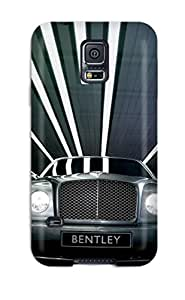 Hot Snap-on Bentley Arnage Wallpaper Hard Cover Case/ Protective Case For Galaxy S5
