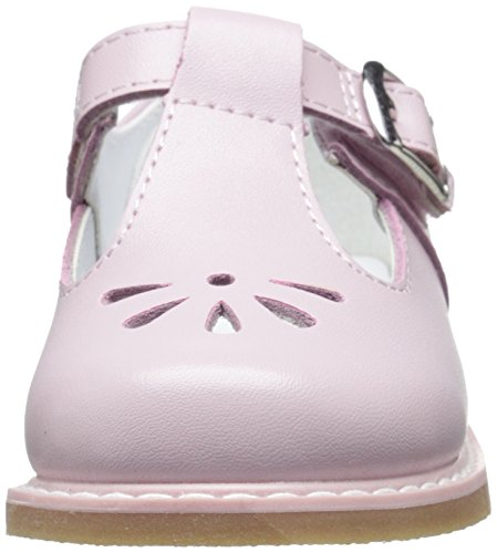 Pictures of Natural Steps Freesia Shoe (Infant/Toddler/Little Kid), Pink Perfs, 3 M US Infant 6