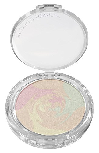 (Physicians Formula Mineral Wear Talc-Free Mineral Correcting Powder, Creamy Natural, 0.29 Ounce)