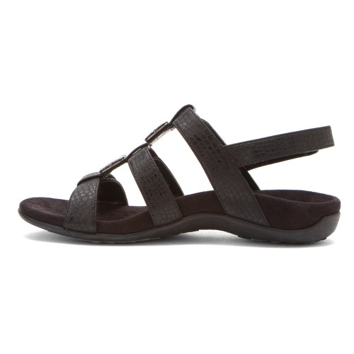 Vionic Synthetic Sandals Amber Womens Rest 44 negro 1Aqw1rBW