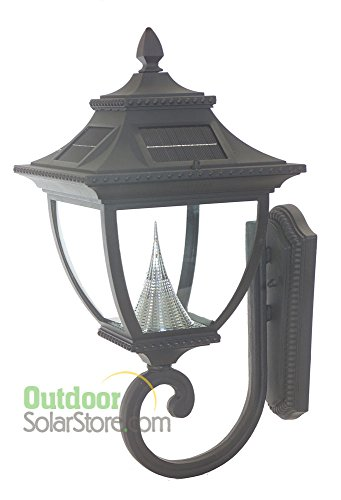 Gama Sonic Pagoda Solar Lamp in Florida - 4