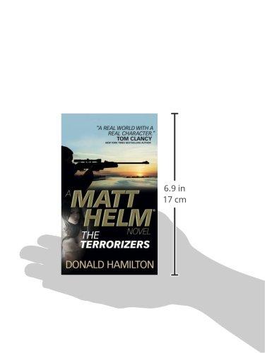 Matt Helm - The Terrorizers