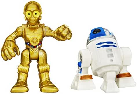 Playskool Heroes Star Wars Galactic Heroes R2-D2 and C-3P0