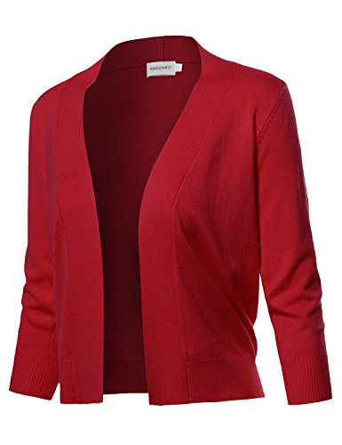 Awesome21 Womens Stretch Sleeve Cardigan product image