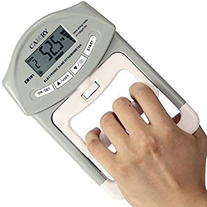 CE HAND GRIP STRENGTH DYNAMOMETER STRENGTH POWER MEASURING DYNAMOMETRE TRAINING