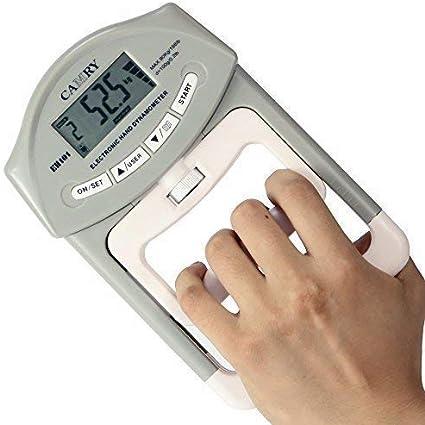Amazon.com : CAMRY Digital Hand Dynamometer Grip Strength ...
