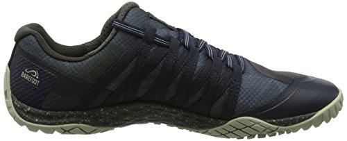Merrell Herren Trail Glove 4 Traillaufschuhe Blau (Navy)