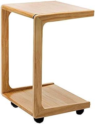 Mesa de café Refrigerio Mesa de Centro Tipo C Mesa Acento Sofá ...
