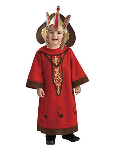 Star Wars Romper And Headpiece Queen Amidala, Amidala , 1-2 Years -