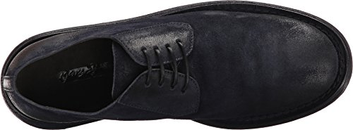 Marsell Homme Bout Uni Oxford Marine