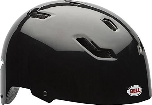 Bell Sports Black Multi Sport Helmet - Bell USA Adult Multi-Sport Helmet, Black