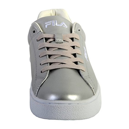 Sneakers Fila Upstage Silver Low M Womens Synthetic gxwPXqSxpZ