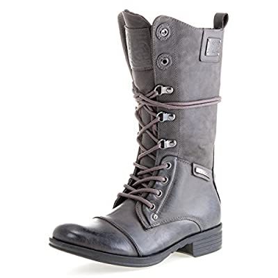 Jump J75 Women's Talon-W Boot, Coal, 7.5 Medium US | Boots