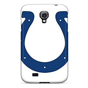 For Galaxy S4 Tpu Phone Case Cover(indianapolis Colts)