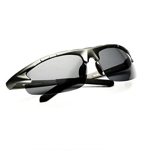 Conduite TAC Vision Protection UV Couleur Al HONEY De Hommes Alloy Sports nbsp; Vraie nbsp; Voyage color Gun Mg Casual HD Filtre Soleil Polarisées Pour De De De Couleur Lunettes Silver gwPqRwa